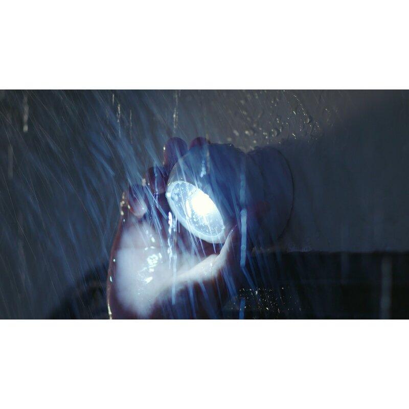 Bionic Ball 3-Light LED Under Cabinet Recessed Light
