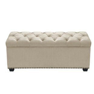 Boyes Button Tufted Storage Bench