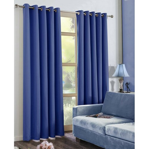 Claudine Eyelet Blackout Thermal Curtains Zipcode Design Siz