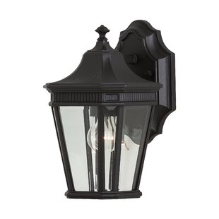 Chesterhill 1-Light Outdoor Wall lantern By Darby Home Co Outdoor Lighting