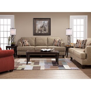 Bargain Nordberg Configurable Living Room Set by Andover Mills Reviews (2019) & Buyer's Guide