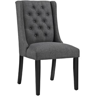 Java Upholstered Dining Chair (Set of 4) by Alcott Hill