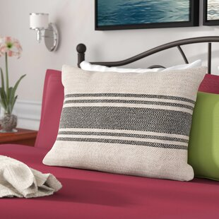 Sisk Stripe Lumbar Pillow