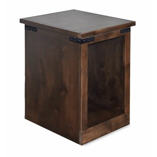 Loon Peak Pullman End Table