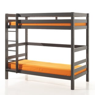 Ethridge European Single Bunk Bed By Zoomie Kids