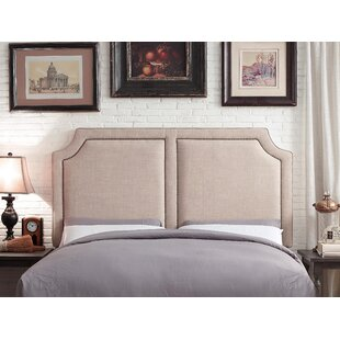 Rauscher Queen Upholstered Panel Headboard