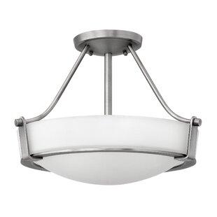 Hathaway 3-Light Semi Flush Mount by Hinkley Lighting