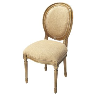 Pinckney Side Chair by Three Posts New