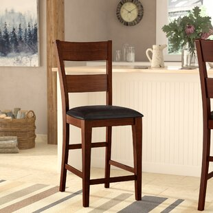 Ellington 24 Bar Stool (Set of 2) Millwood Pines