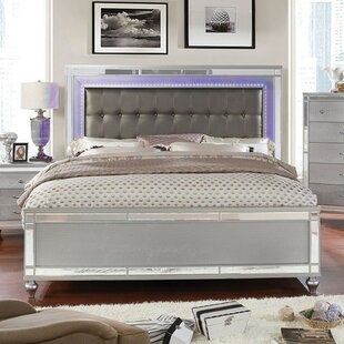 Price comparison Reddy Contemporary Upholstered Sleigh Bed by Rosdorf Park Reviews (2019) & Buyer's Guide