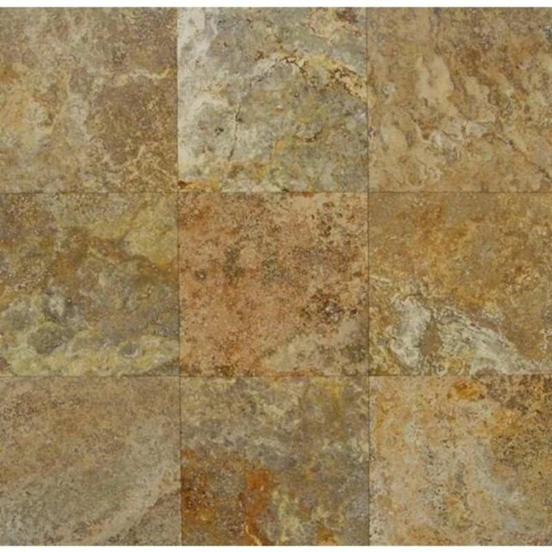 Tile Mosaic Depot 18 X 18 Travertine Marble Look Wall Floor Tile Wayfair