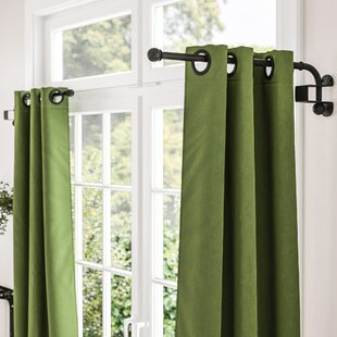 graphic brothers rods arm article drapery hardware helser curtain swing solutions