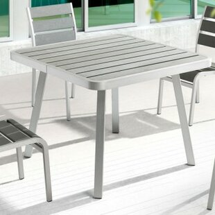 Metal Dining Table by Brayden Studio