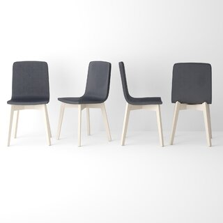Almondsbury Upholstered Dining Chair (Set of 2) by Brayden Studio SKU:AB393903 Description