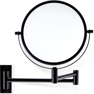 Knap Double-Sided Swivel Makeup/Shaving Mirror BySymple Stuff