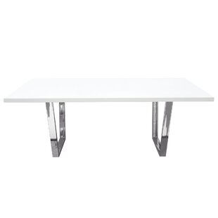 Mirage Dining Table by Diamond Sofa