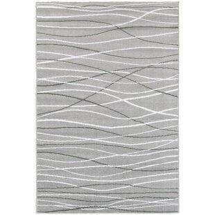 Penelope Grey/white/black Area Rug ByZipcode Design