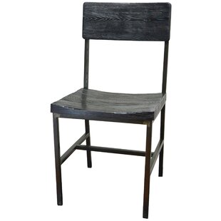 DHC Furniture Solid Wood Dining Chair