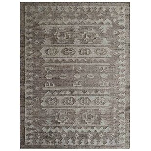 Best Reviews Torbert Handwoven White Beige Area Rug By Union Rustic