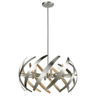 Strait 6-Light Novelty Chandelier