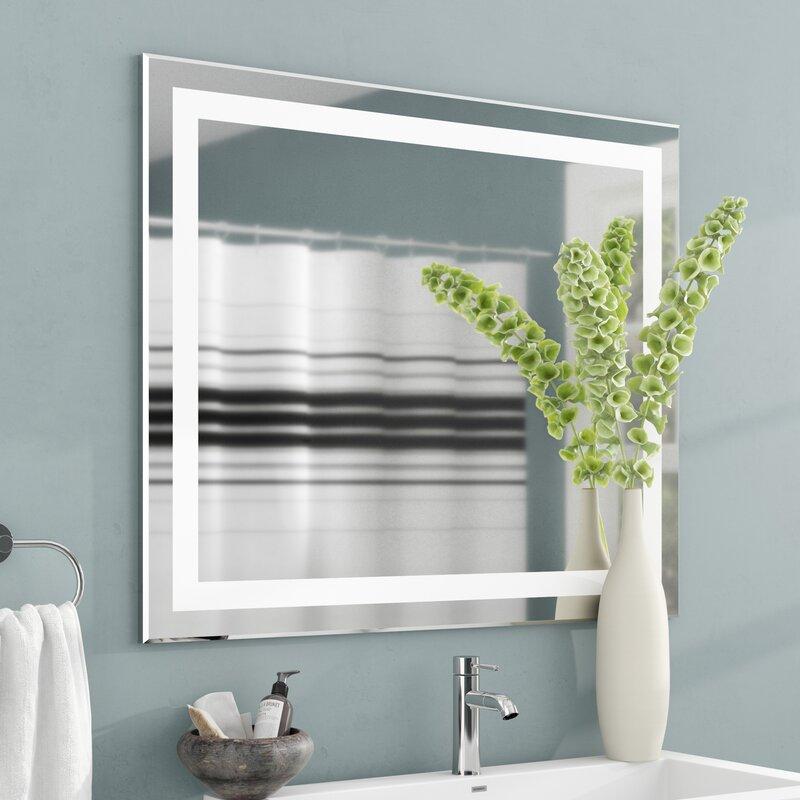 Orren Ellis Ankit Modern Contemporary Bathroom Vanity Mirror Wayfair