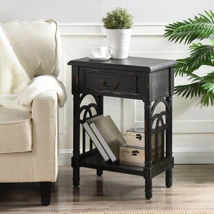 Livesay End Table by Charlton Home