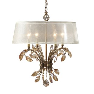 Henthorn 4-Light Drum Chandelier