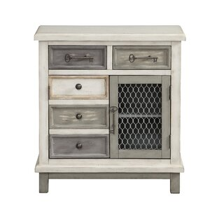 Fugate 5 Drawer Accent Cabinet by One Allium Way