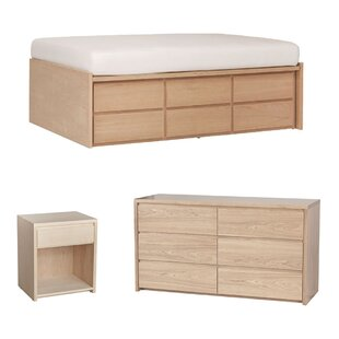 Kadon Platform Configurable Bedroom Set by Orren Ellis Savings