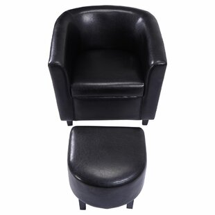 Braintree Leisure Modern Leather Armchair Black Leather Chair0