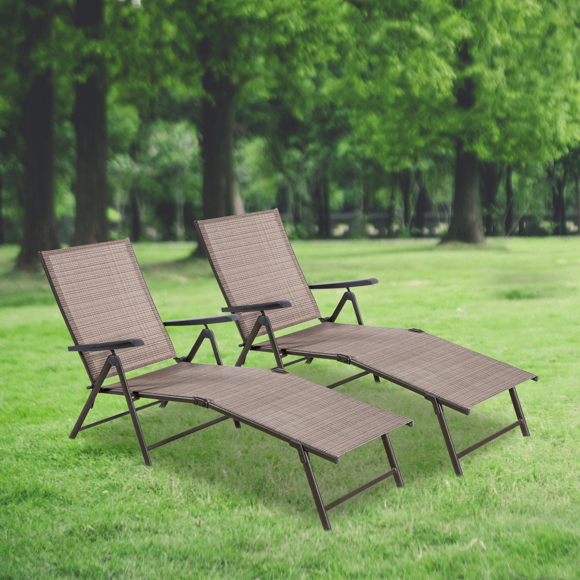 Double Chaise Teak Outdoor Chaise Lounge Chairs You Ll Love In 2021 Wayfair