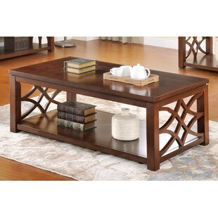 Alanson Coffee Table By Darby Home Co