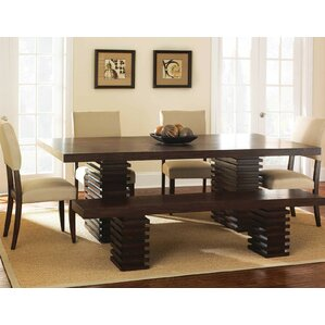 Balmoral Extendable Dining Table by Latitude Run