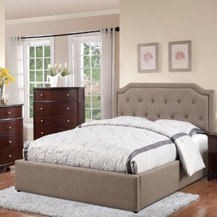 Alcott Hill Hallock Storage Upholstered Platform Bed
