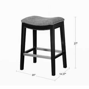 Darby Home Co Henninger Bar Stool