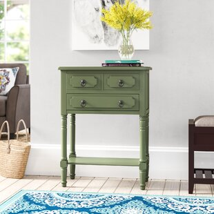 Carleton 3 Drawer Chest by Andover Mills