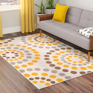 Truett Cream Indoor/Outdoor Area Rug
