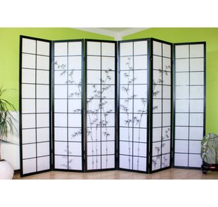 Room Divider 6 Panel Wayfaircouk