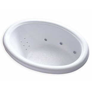 Carver Tubs Hygienic Aqua Massage 58