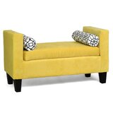 Johnone Upholstered Bench by Ebern Designs
