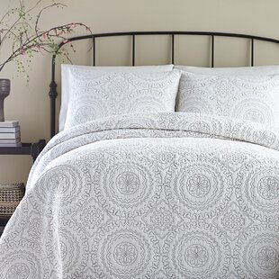Medallion Coverlet