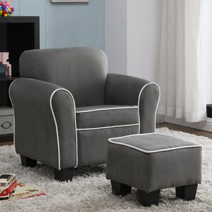 aalborg chair and ottoman