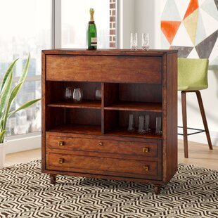 Copper Canyon Bar Cabinet by Langley Street
