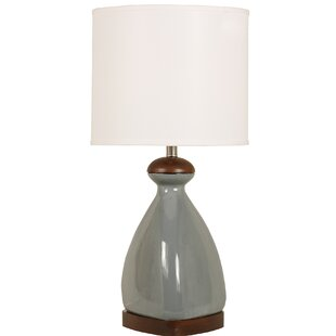 Teardrop Ceramic 29 Table Lamp