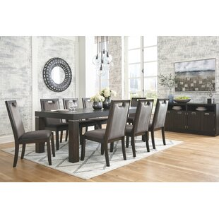 9 Piece Glam Kitchen Dining Room Sets You Ll Love In 2021 Wayfair