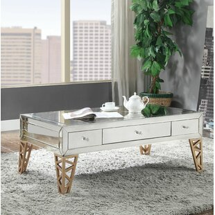Compare Edmondo Coffee Table By House of Hampton