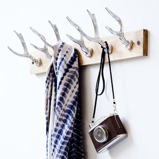 Jade Wall Hooks By Alpen Home