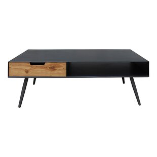 Isolda Coffee Table by Wrought Studio Best Choices