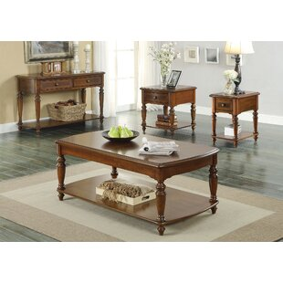 A&J Homes Studio Faris 2 Piece Coffee Table Set