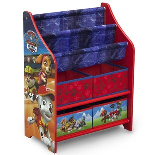 Great choice Nick Jr. PAW Patrol Toy Organizer By Delta Children